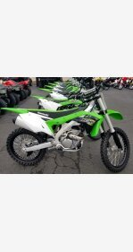 2018 Kawasaki KX250F for sale 200707475
