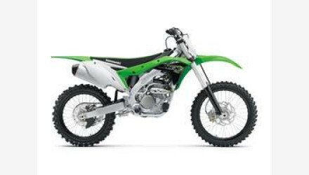2018 Kawasaki KX250F for sale 200717991