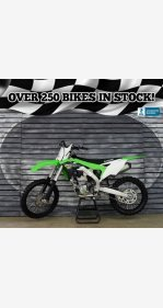 2018 Kawasaki KX250F for sale 200746781