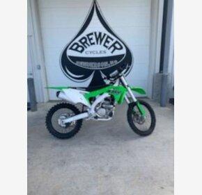 2018 Kawasaki KX250F for sale 200963570