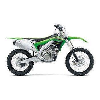 2018 Kawasaki KX450F for sale 200562336