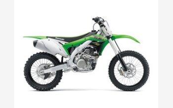 2018 Kawasaki KX450F for sale 200562337