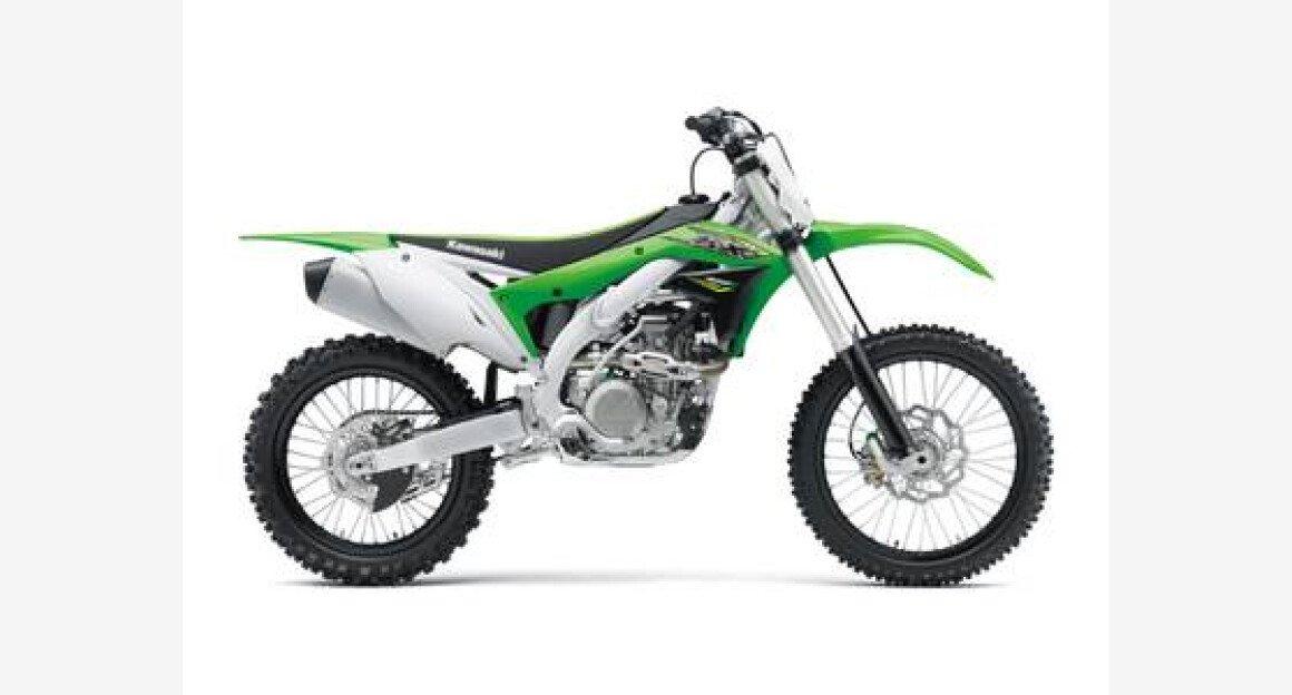 2018 Kawasaki KX450F for sale 200660539