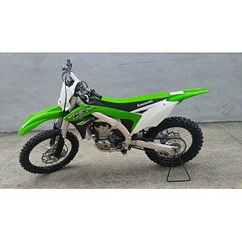 2018 Kawasaki KX450F for sale 200483327