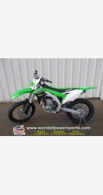 2018 Kawasaki KX450F for sale 200636749