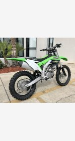 2018 Kawasaki KX450F for sale 200655494