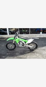 2018 Kawasaki KX450F for sale 200660605