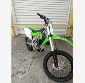 2018 Kawasaki KX450F for sale 200674379