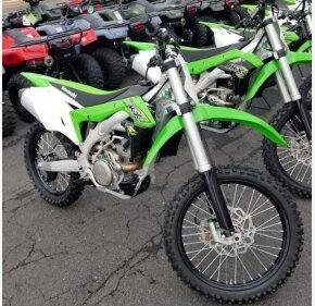 2018 Kawasaki KX450F for sale 200707456