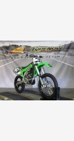 2018 Kawasaki KX450F for sale 200759025