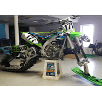 2018 Kawasaki KX450F for sale 200769971