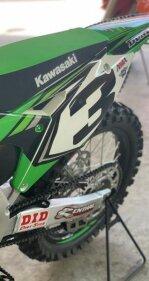 2018 Kawasaki KX450F for sale 200779723