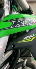 2018 Kawasaki KX450F for sale 200807075