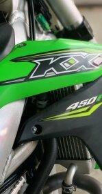 2018 Kawasaki KX450F for sale 200807075
