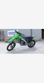 2018 Kawasaki KX450F for sale 200828294
