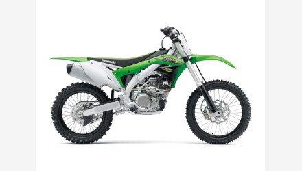 2018 Kawasaki KX450F for sale 200916789