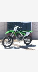 2018 Kawasaki KX450F for sale 200921475