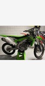2018 Kawasaki KX450F for sale 200975732