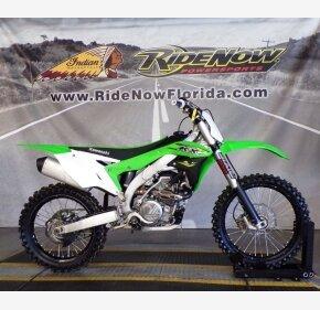 2018 Kawasaki KX450F for sale 200984221