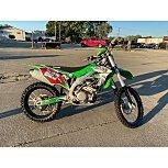 2018 Kawasaki KX450F for sale 201179876