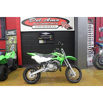 2018 Kawasaki KX65 for sale 200512469