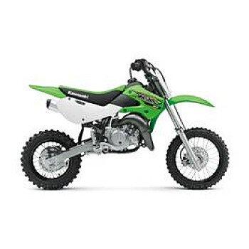 2018 Kawasaki KX65 for sale 200674024