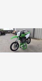 2018 Kawasaki KX85 for sale 200472039