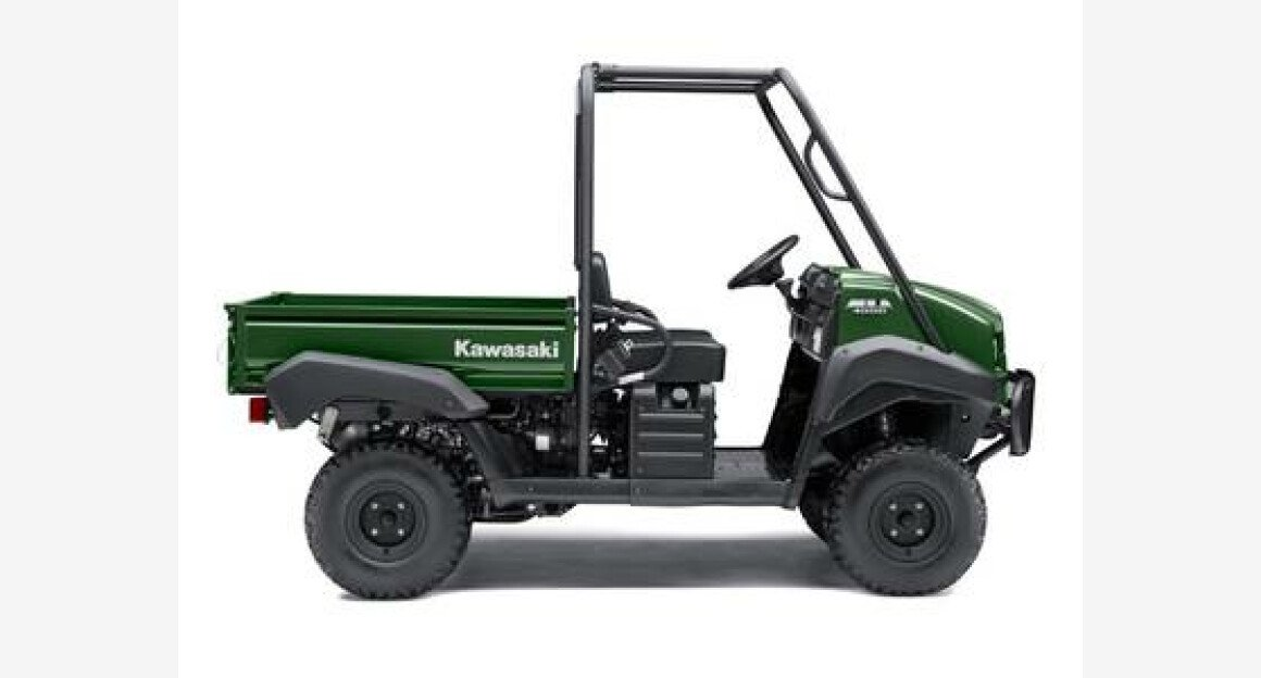 2018 Kawasaki Mule 4000 for sale 200595151