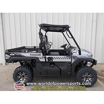 2018 Kawasaki Mule PRO-FXR for sale 200636832