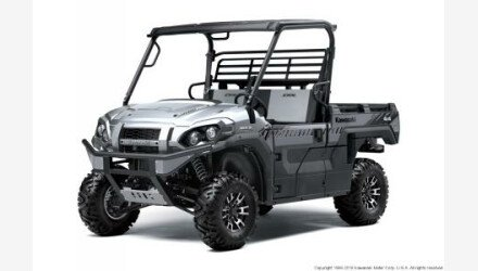 2018 Kawasaki Mule PRO-FXR for sale 200506253
