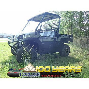 2018 Kawasaki Mule PRO-FXR for sale 200674325