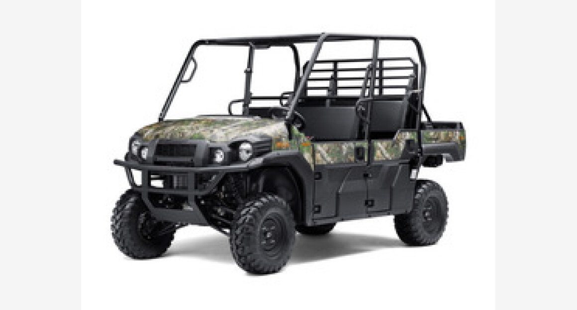 2018 Kawasaki Mule PRO-FXT for sale 200562286