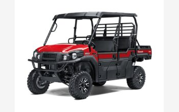 2018 Kawasaki Mule PRO-FXT for sale 200622009