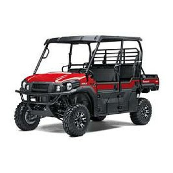 2018 Kawasaki Mule PRO-FXT for sale 200624127