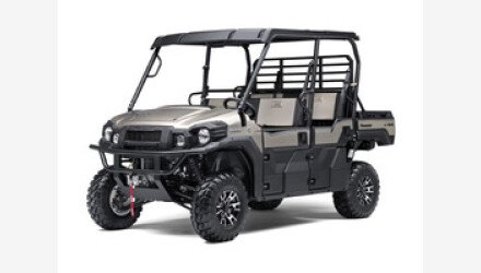 2018 Kawasaki Mule PRO-FXT for sale 200487662