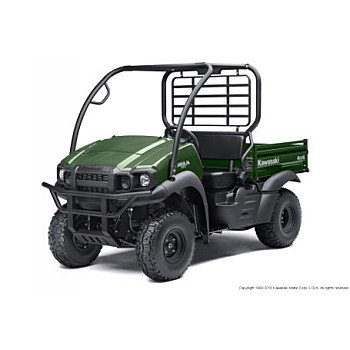 2018 Kawasaki Mule SX for sale 200472595