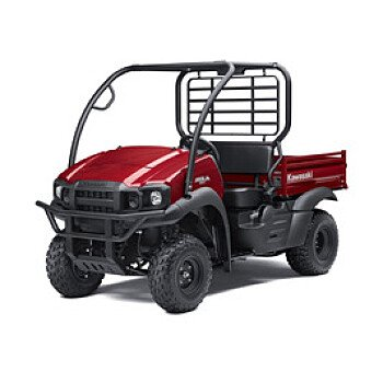 2018 Kawasaki Mule SX for sale 200487622
