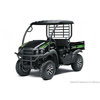 2018 Kawasaki Mule SX for sale 200505224