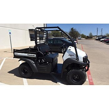 2018 Kawasaki Mule SX for sale 200687304