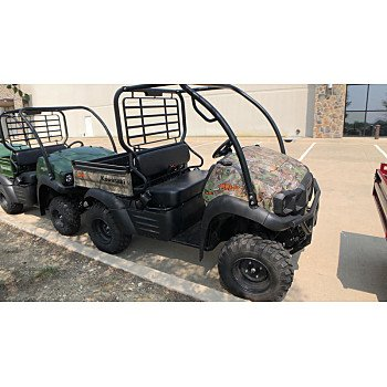 2018 Kawasaki Mule SX for sale 200687329
