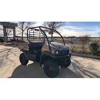 2018 Kawasaki Mule SX for sale 200687331