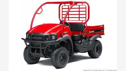2018 Kawasaki Mule SX for sale 200516581