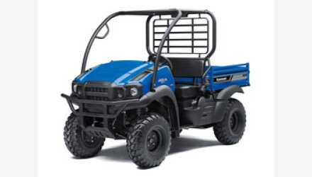 2018 Kawasaki Mule SX for sale 200562247