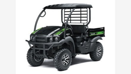 2018 Kawasaki Mule SX for sale 200562252