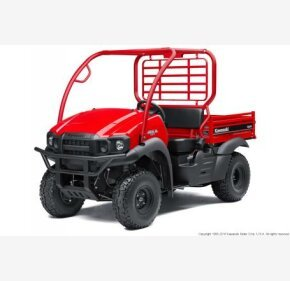 2018 Kawasaki Mule SX for sale 200798155