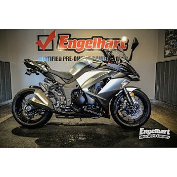 2018 Kawasaki Ninja 1000 for sale 200950473