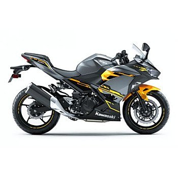 2018 Kawasaki Ninja 400 for sale 200608648