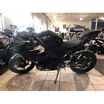 2018 Kawasaki Ninja 400 for sale 200614685