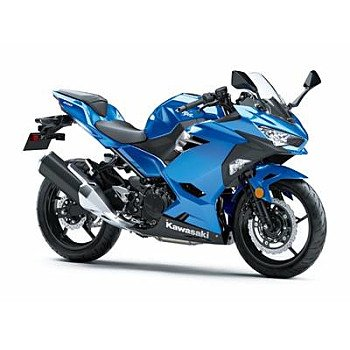 2018 Kawasaki Ninja 400 for sale 200634115