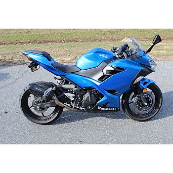 מודרני 2018 Kawasaki Ninja 400 Motorcycles for Sale - Motorcycles on FF-89